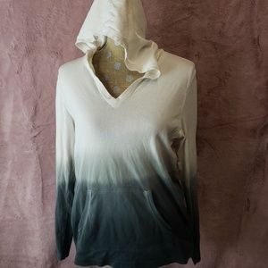 American living ombre hoodie